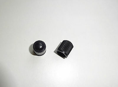£2.19 • Buy New DUST CAPS For Inner Tube Tyre To Fit Mothercare My3 My4 Wheel Pushchair
