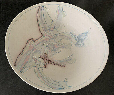 £11 • Buy Unusual Large Ceramic Bowl, David Walters The Particular Pottery, Norfolk