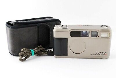 $ CDN1099.81 • Buy 🌟 Exc+5 🌟Contax T2 35mm Point & Shoot Film Camera D Back Carl Zeiss From Japan