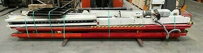 Cascos C445 Wheel Alignment 4 Post Lift / Ramp 4000KG 4 Tonne • 1,000£