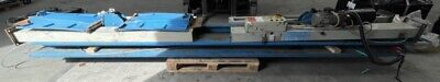 * Spares Or Repair * Ravaglioli 4250 N 4 Post Lift / Ramp - 4000KG 4 Tonne • 0.99£
