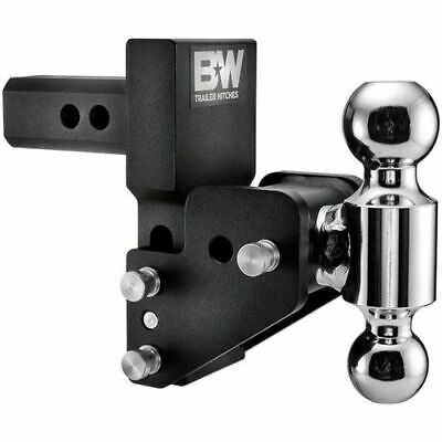 $ CDN398.93 • Buy B&W Hitches TS10063BMP Multipro Tow And Stow Dual Ball Adjustable Ball Mount NEW