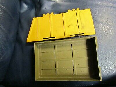$ CDN25.11 • Buy Vintage 1972 GI Joe Adventure Team Mobile Support Vehicle Green Tray & Side Part