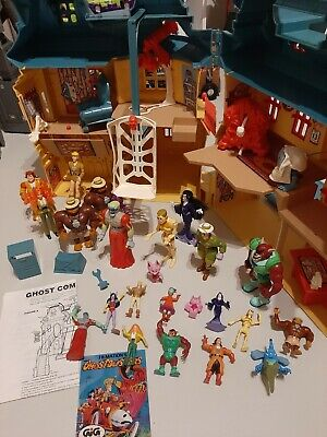 AU2622.61 • Buy Ghostbusters Ghost Command Filmation + Lot Figures!!!  RARE!!