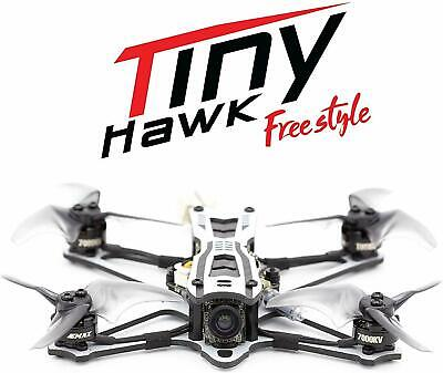 EMAX Tinyhawk Freestyle 115mm Brushless Motor 600TVL FPV Racing RC Drone R7O3 • 80.28£