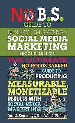 £10.19 • Buy No BS Guide To Direct Response Social Media Marketing, Dan S. Kennedy,  Paperbac