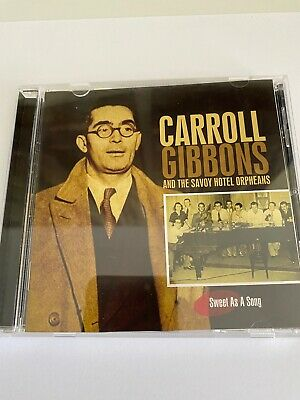Carroll Gibbons & The Savoy Hotel Orpheans Cd, 22 Tracks • 2.50£
