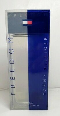 £69.99 • Buy New & Boxed Tommy Hilfiger Freedom 100 Ml After Shave Lotion Splash
