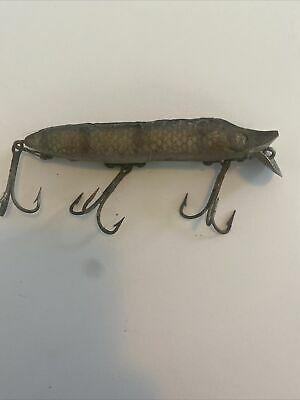 $ CDN1.24 • Buy Vintage Heddon Vamp Spook (4 ) Fishing Lure