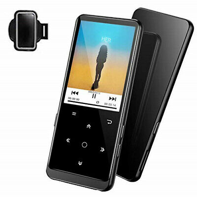 32GB MP3 Player, SUPEREYE MP3 Music Players With Bluetooth 4.2, 2.4  Large • 40.95£