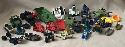$ CDN17.27 • Buy ACTION FORCE / GI JOE VEHICLES - JOB LOT - Spares, Repairs Or Custom Projects