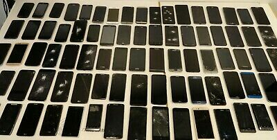 $ CDN382.23 • Buy Smartphone Lot LG/Huaweii/BB/Moto/ZTE/Droid/Samsung Parts Only 86 Phones 4B4.AU