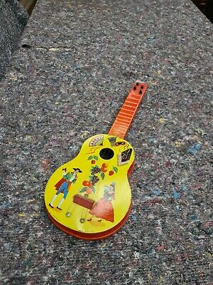 £29.95 • Buy Vintage Chad Valley Tin Toy Guitar