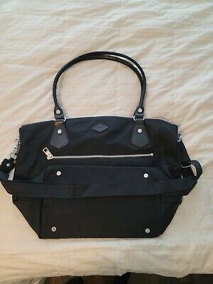 AU91.76 • Buy MZ Wallace Chelsea Medium Tote Bedford Black