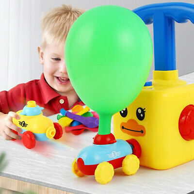AU13.78 • Buy Powered Balloon Car Kids Gift Education Science Experiment Fun Inertial Toys^qi