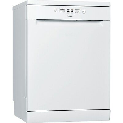 View Details Whirlpool WFE2B19UKN SupremeClean 13 Place Freestanding Dishwasher - White • 321.96£