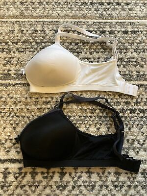 M&S 34d Non Wired Pair Of Bras • 2£