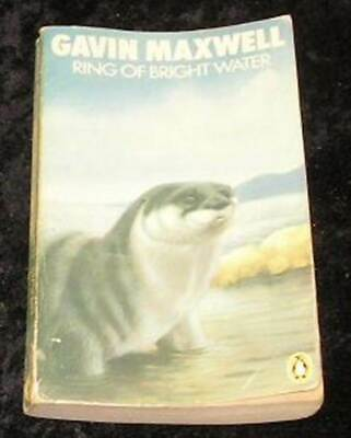 Ring Of Bright Water By Gavin Maxwell (Paperback, 1974) • 1.75£