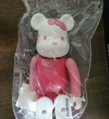 $30 • Buy Hello Kitty Chase Animal SP Series 18 Bearbrick S18 Secret Artist 2009 Rare
