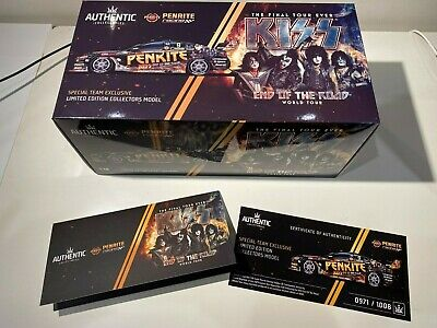 AU265 • Buy Authentic Collectables 1/18 Erebus Penrite Racing ZB Commodore 2019 Kiss Livery