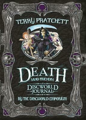 £6.79 • Buy Death And Friends, A Discworld Journal (Discworld Emporium), Emporium, The Discw