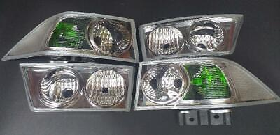 $155 • Buy JDM Acura TSX CLEAR LENSES Lights Tail Lamps CL7 CL9 04-08 Honda Accord OEM ITR