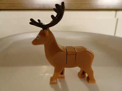 £13 • Buy LEGO Reindeer - Brand And Sealed Winter Animal - From Set 10275 Elf Club House