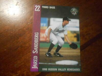 AU2.67 • Buy 1998 HUDSON VALLEY RENEGADES Single Cards YOU PICK FROM LIST $1-$2 Each OBO