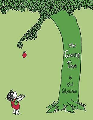 The Giving Tree, Very Good Condition Book, Silverstein, Shel, ISBN 9781846143830 • 6.91£