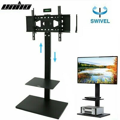 AU92.93 • Buy Solid Thick Steel TV Stand Mount Bracket Floor Shelf F 32-70  Universal LED LCD