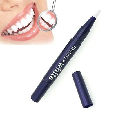 AU1.28 • Buy Teeth Whitening Pen Tooth Gel White Kit Cleaning Bleaching Remove Stains