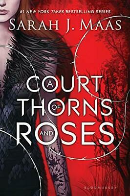 $24.95 • Buy A Court Of Thorns And Roses (A Court Of Thorns And Roses, 1) By Maas, Sarah J…