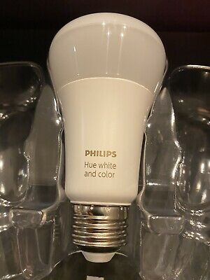 AU36.73 • Buy Philips Hue White And Color Ambience A19 (New)