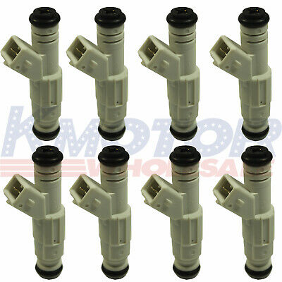 $72.97 • Buy Set 8 36lb Fuel Injectors 0280155811 Fit For Ford GM V8 LT1 LS1 5.7L 5.0L 380cc