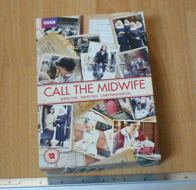 £4.99 • Buy Call The Midwife - The Collection (DVD, 2013, 6-Disc Set, Box Set)