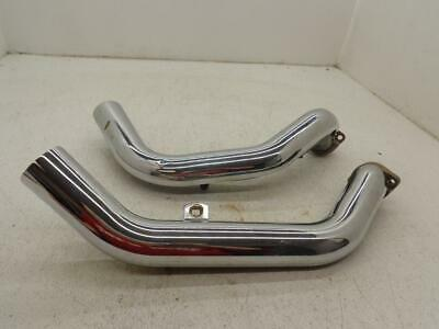 $69.95 • Buy 04-06 Harley Davidson Sportster FRONT REAR EXHAUST HEADER HEAD PIPE HEAT SHIELD