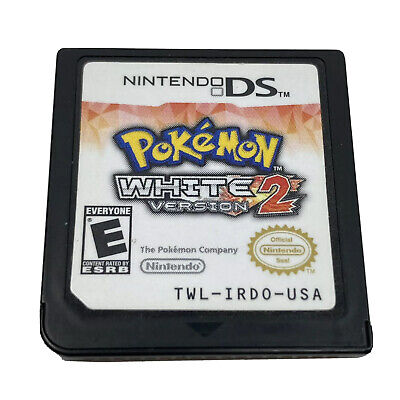 $154.99 • Buy Pokemon: White Version 2 (Nintendo DS, 2012) Authentic Tested Game Cartridge
