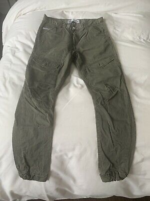 AU30 • Buy Nena & Pasadena Men's Green Jogger Jeans Size 32 In Excellent Preowned Condition