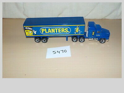 $23.99 • Buy Matchbox 1990 Mack CH600 Tractor Trailer & 1981 Articulated Trailer PLANTERS