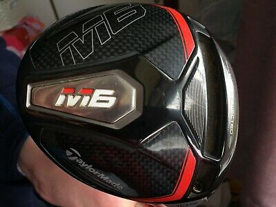 AU294.75 • Buy Taylormade M6 Driver Ventus Shaft 10.5 Includes Headcover