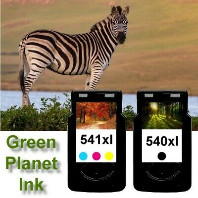 £14.99 • Buy PG540 PG540XL Black And CL541XL Colour Ink Cartridge For Canon PIXMA Printers