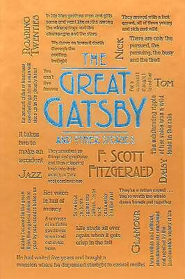 £8.33 • Buy The Great Gatsby And Other Stories Word Cloud Classics, F. Scott Fitzgerald,  Pa
