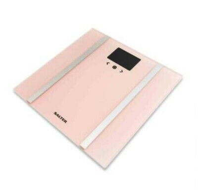 £19.72 • Buy Salter Body Analyser  Scale - Pink