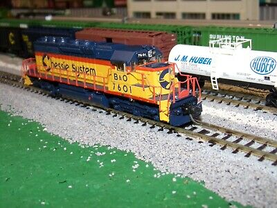AU187.42 • Buy N Scale Broadway Limited Imports EMD SD40-2 - Sound And DCC - Paragon3