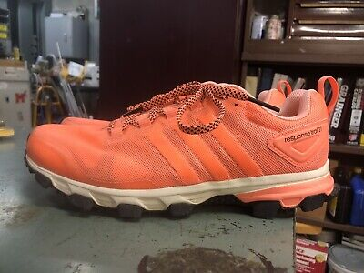 $ CDN50.12 • Buy Sneakers Women's Adidas Outdoor Response Trail 21 Running Orange Shoes US 9.5