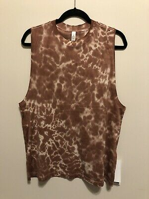 $ CDN14.36 • Buy NWT Lululemon Size 8 All Yours Tank *Tie Dye MLDA