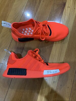 AU110 • Buy Adidas NMD_R1 Solar Red Size 11 US Men's Shoes