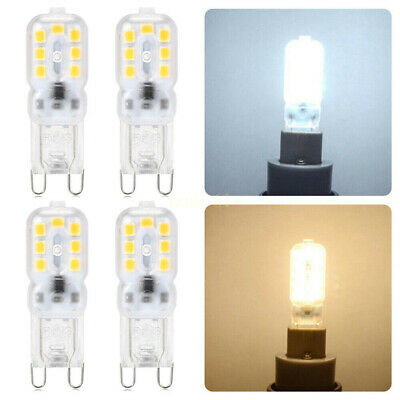 AU15.78 • Buy G9 3W LED Dimmable Capsule Bulb Replace Halogen Light Lamps AC220-240V Cool/Warm