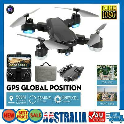 AU69.99 • Buy  AU 2.4G RC Drones GPSxPro With 1080P Camera Wifi FPV Quadcopter Brushless Drone