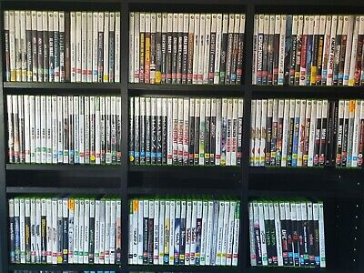 AU44.88 • Buy Xbox 360 Games Huge List *Free Postage* Select From Drop Down Box
